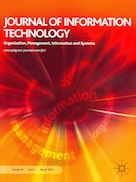 Journal of Information Technology cover