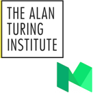 Alan Turing Institute and Medium symbol